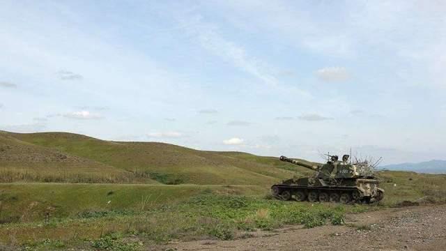 Армения заявила о сбитых азербайджанских беспилотниках на границе ...