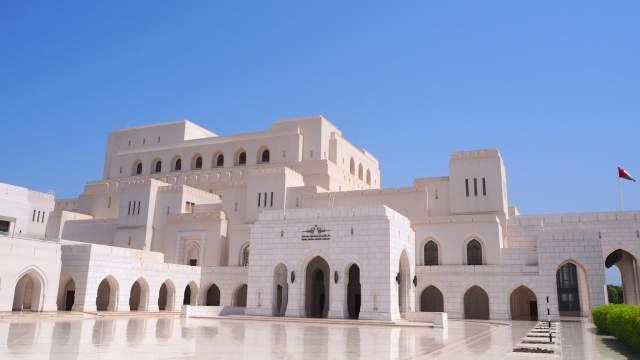 Королевский оперный театр в Маскате