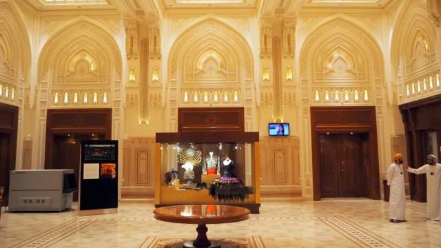 Холл в Королевском оперном театре