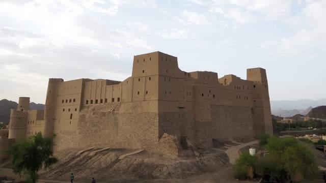Внесенная в список ЮНЕСКО крепость Бахла – старейший форт Омана