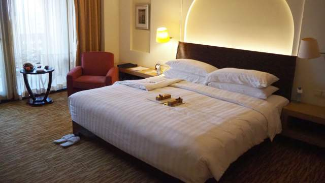 Номер в отеле Shangri-La Barr Al Jissah