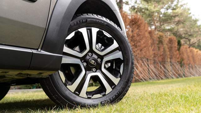 У 16-дюймовых колес новый дизайн