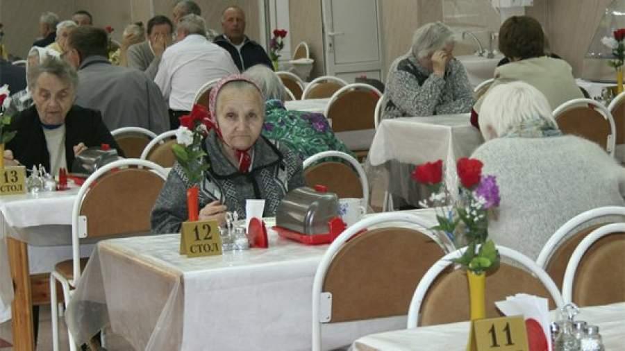 бу во калачеевский дом - интернат для престарелых