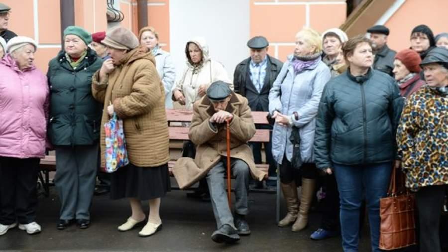 Картинки по запросу Российские пенсионеры