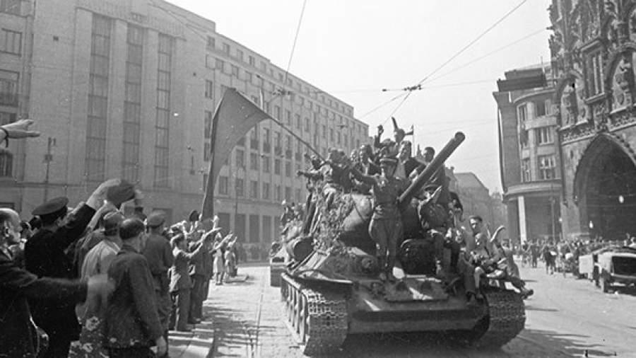 6 мая 1945 года — начало Пражской операции