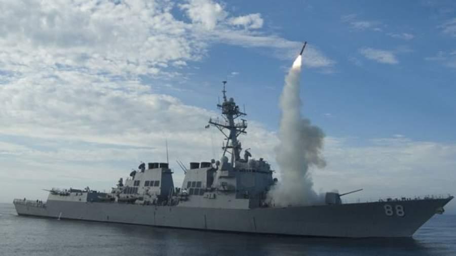 Генштаб: США в Средиземном море проверяли ПВО Сирии