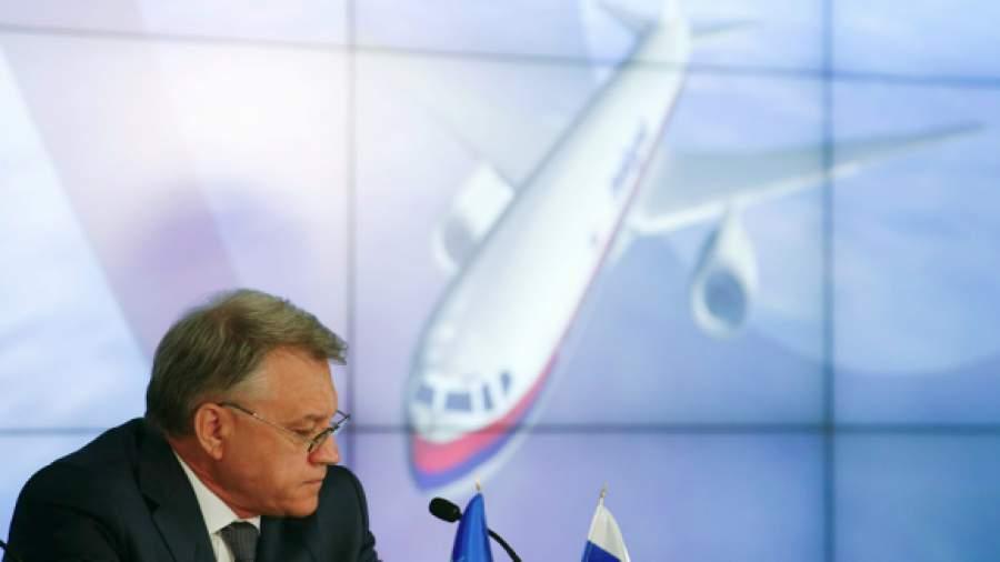 «Алмаз-Антей» потребует от ЕС компенсацию за санкции и эксперимент