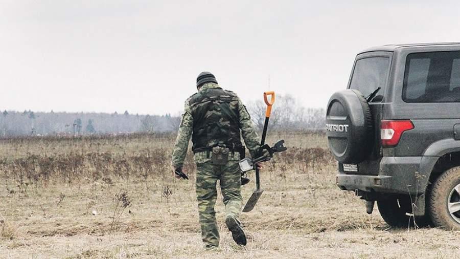 """Мосгорнаследие и полиция взялись за """"черных археологов"""" стат."""