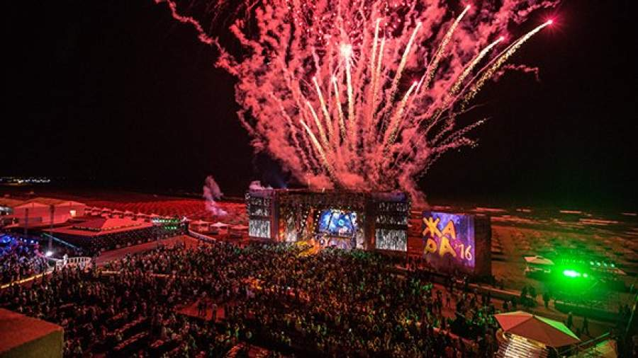 Музыкальный фестиваль «Жара» 2018