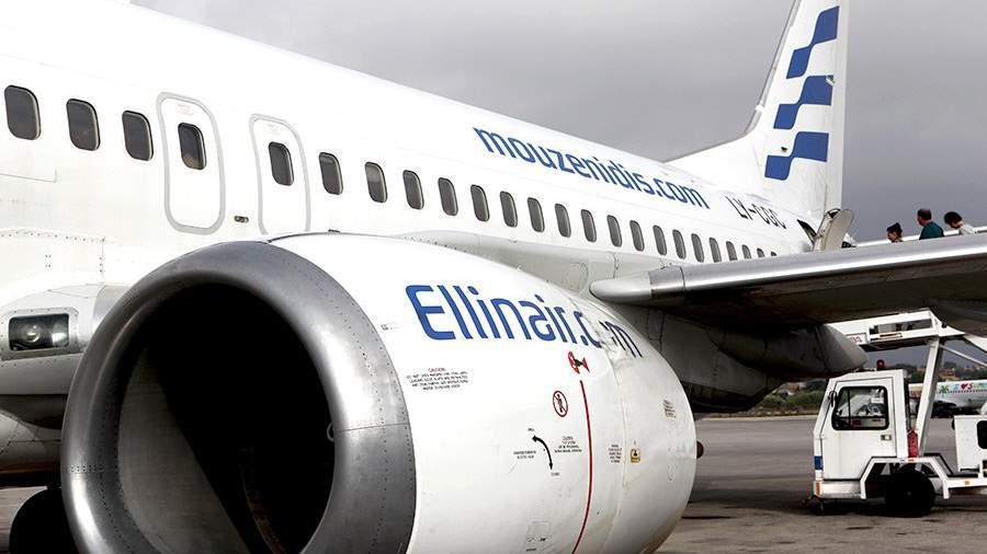 Страховые компание страхуют авиакомпании