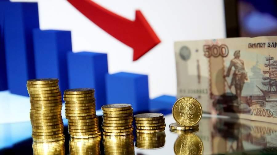 Кредитная нагрузка россиян рекордно снизилась