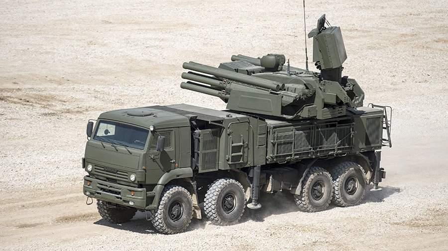 ПВО Сирии сбила 13 из 18 крылатых ракет, выпущенных ВВС Израиля в двух налетах,