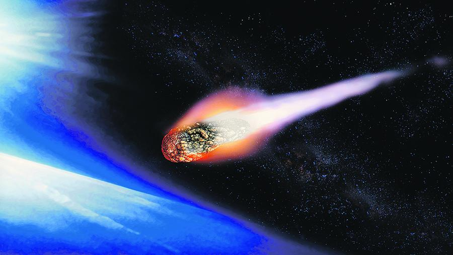 В Дубне российские ученые заглянули внутрь редчайших метеоритов