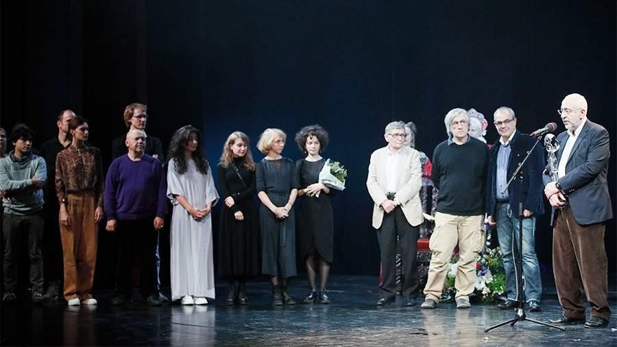 589ab452d54 В Москве вручили театральную премию «Хрустальная Турандот»  Яндекс.Новости