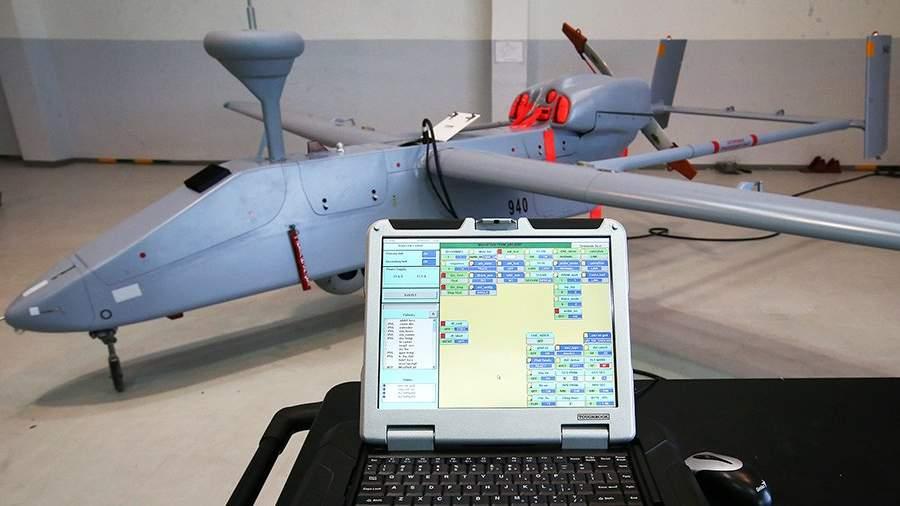 В Крыму создана отдельная эскадрилья беспилотников «Форпост»