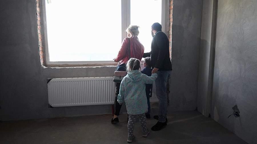 Всё — на дом: большинство россиян тратят материнский капитал на жилье