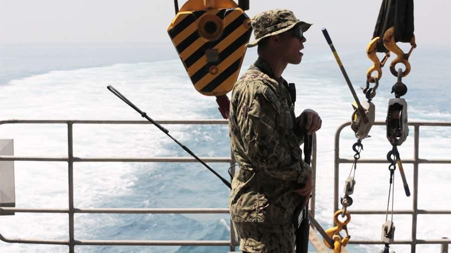 МИР 2 августа 2020, 00:02 Сутенеры в погонах: моряков ВМС США уличили в организации секс-услуг