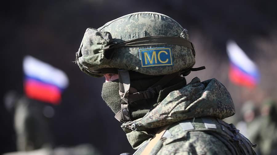 Миротворение: части «голубых касок» появятся в каждом военном округе