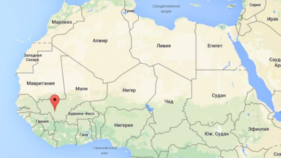 В заложниках в Мали могут находиться сотрудники компании «Волга-Днепр»