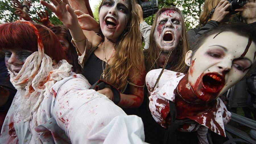 Зомби апокалипсис 2020