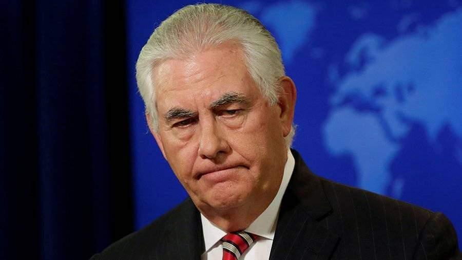Госсекретарь США обвинил Россию впоставках оружия талибам