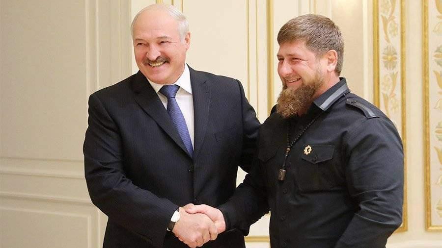 Image result for Встреча  Лукашенко Кадыров фото