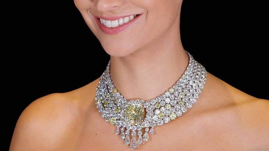 b83217e9aa55 Крупнейший бриллиант, когда-либо выставленный на торги, продан за  34 млн ·  «
