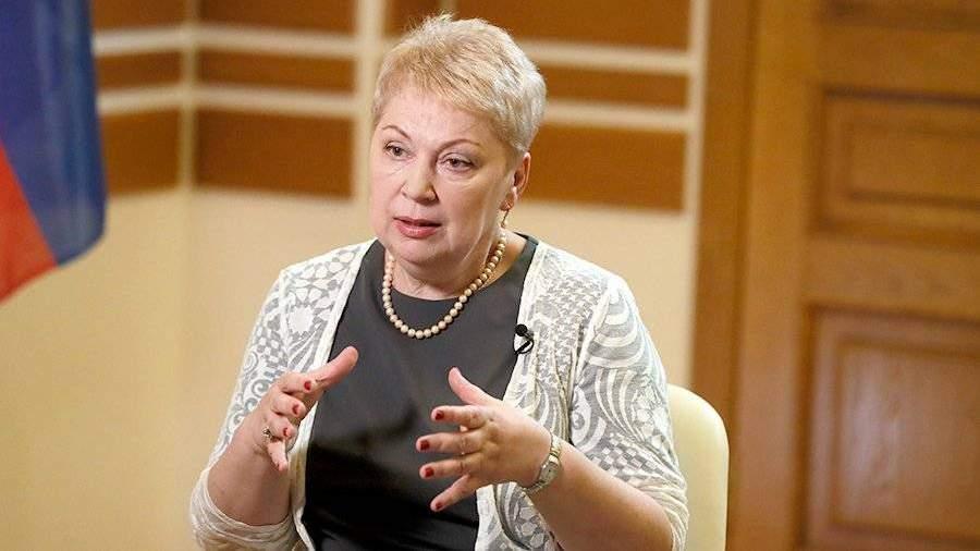 Васильева потребовала проверить на плагиат диссертации своих  Васильева раскритиковала современные учебники за ошибки