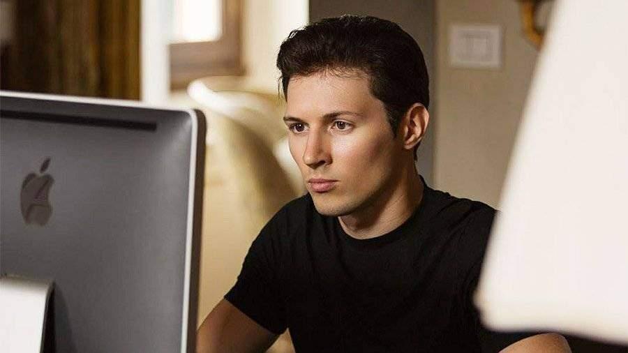 Дуров заявил о жалобах из рф на издательский сервис telegraph