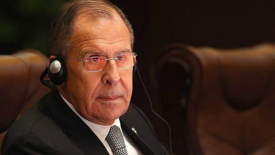 Новости России: Сергей Лавров пошутил по поводу обвинений о вмешательстве РФ в чужие дела