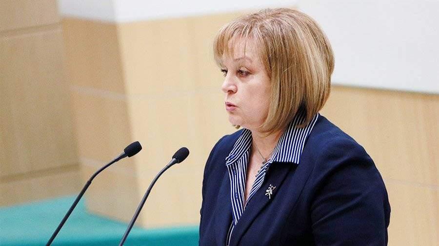 Новости России. Памфилова пообщалась с журналистами по поводу российских выборов