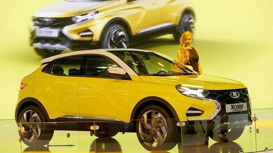 «АвтоВАЗ» запатентовал кроссовер Lada XCode