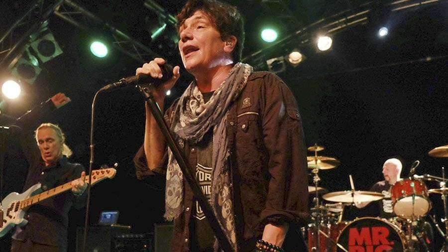 Умер Пэт Торпи - барабанщик и основатель рок-группы Mr.Big