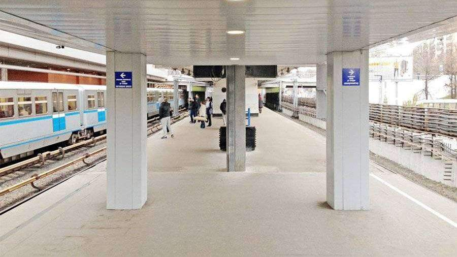 филевская линия метро как полной