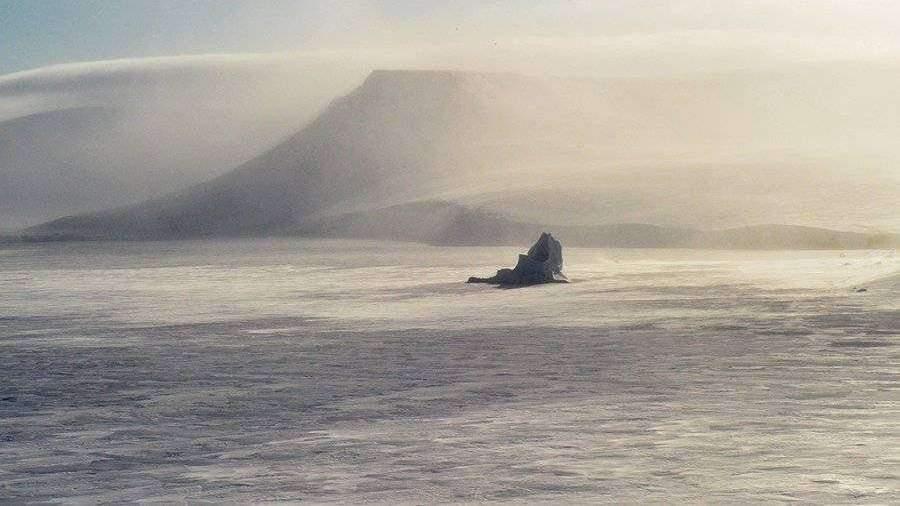 Ученые ДВФУ и Харбинского инженерного университета испытывают первую подледную связь для Арктики