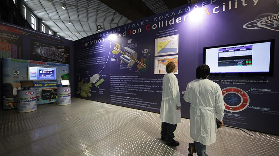 Ученые начали первые испытания на коллайдере NICA в Дубне
