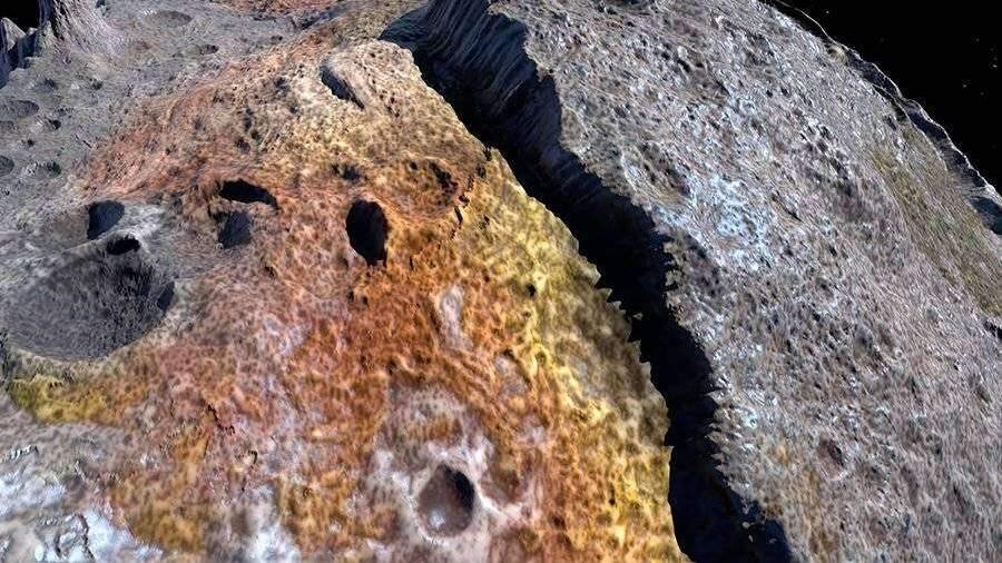 Российские ученые уничтожили созданный ими астероид