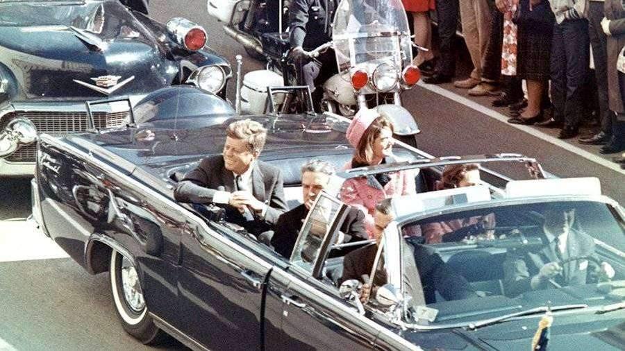 В США обнародовали последнюю часть документов об убийстве Кеннеди