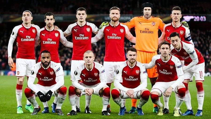 Арсенал футбольный клуб лондон состав фото