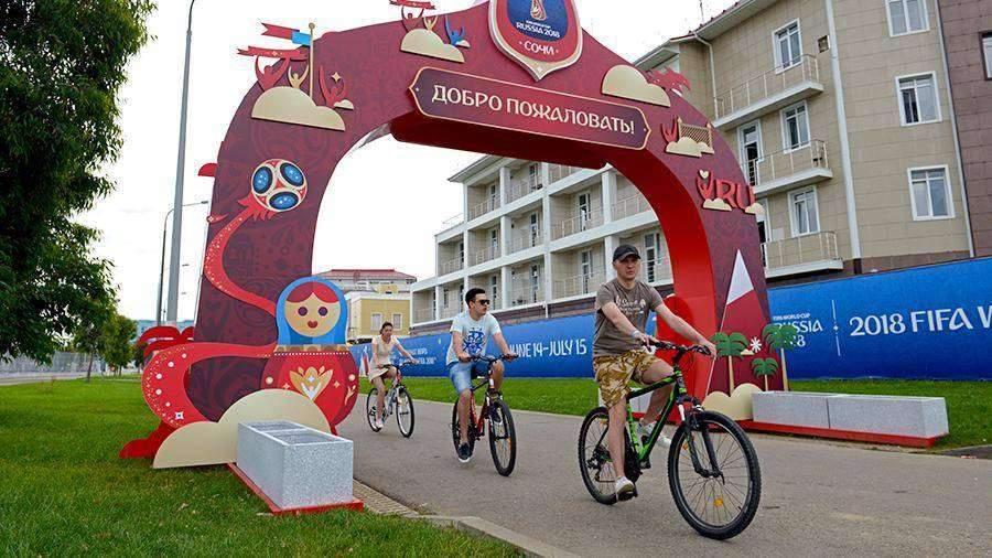 Российские туристы выбирают для путешествий города матчей ЧМ-2018