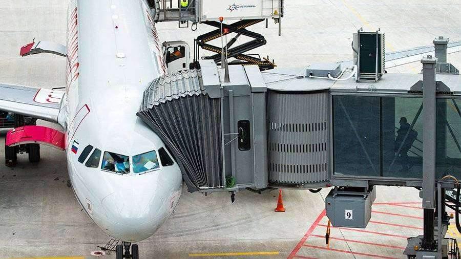 Эксперт объяснил снижение количества авиарейсов в Крым