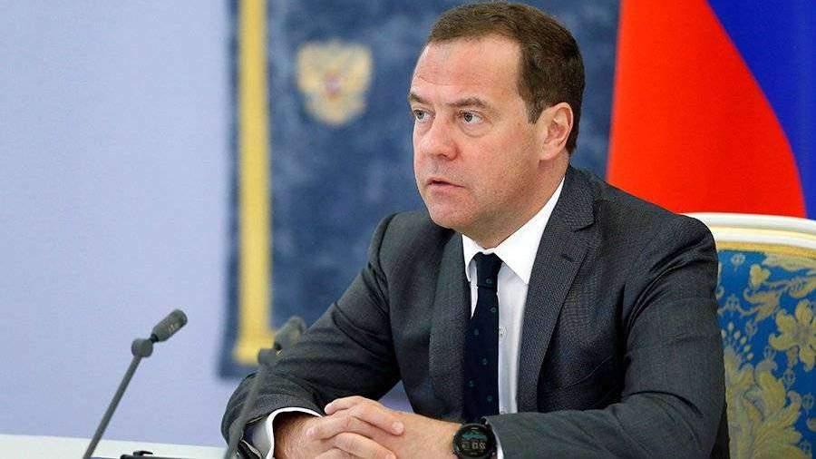 медведев заместитель министра