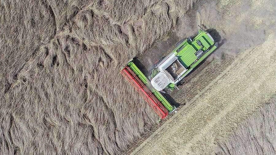 В Рязанской области создадут агропредприятие с беспилотными тракторами