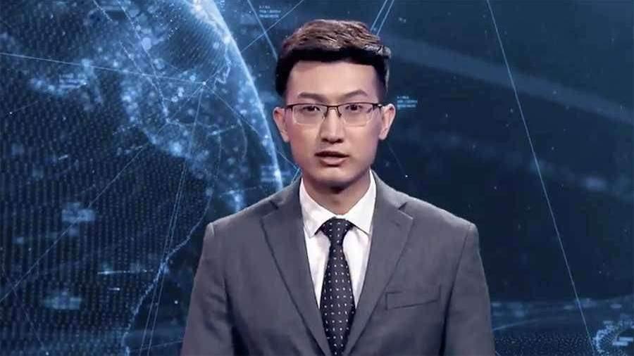 Виртуальный телеведущий появился в Китае | Новости | Известия ...