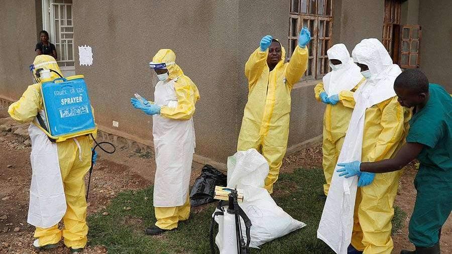 Число случаев заболевания лихорадкой Эбола в ДР Конго превысило ...