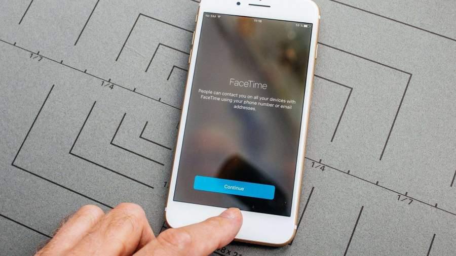 шпионить за пользователями iPhone