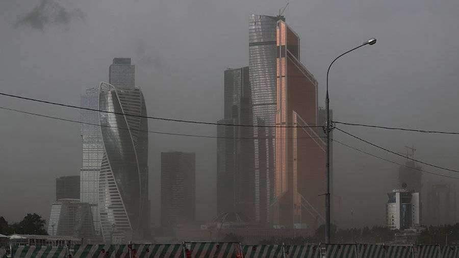 В России участились опасные природные явления из-за изменения климата
