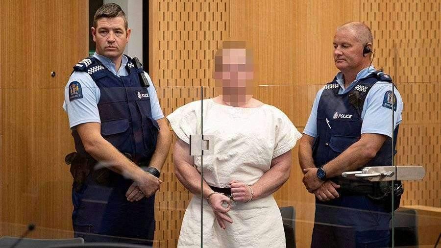 новая зеландия теракт Picture: Обвиняемый в стрельбе в Новой Зеландии останется под