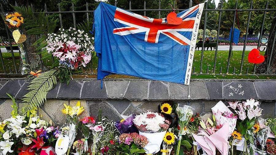 новая зеландия теракт Picture: Новая Зеландия запретила манифест стрелка из Крайстчерча