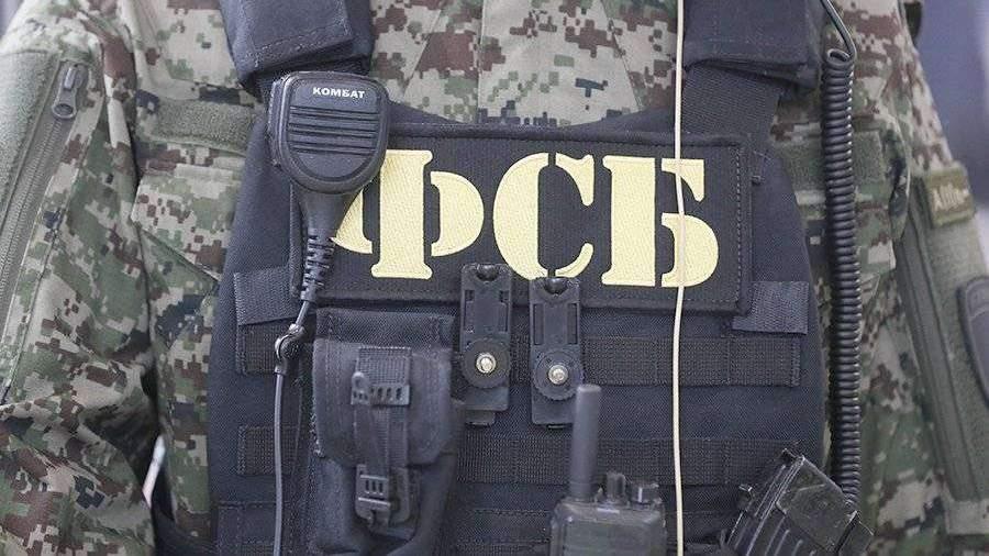 ФСБ проводит обыски у сторонников террористической организации в Крыму